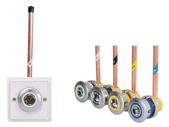 german gas outlet, jual gas outlet, instalasi gas medis