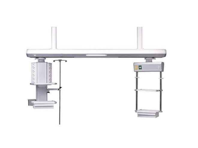 jual bridge ruang ICU, instalasi gas medis, standar instalasi gas medis