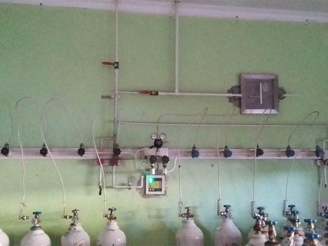 jual manifold manual, gas medis manifold, sentral manifold