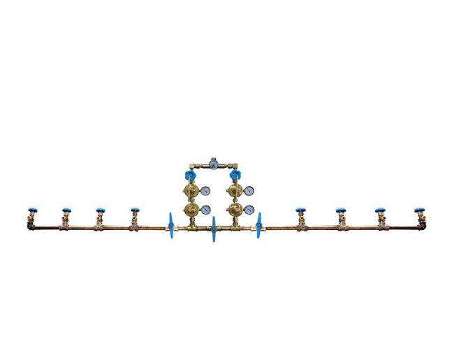 manifold gas medis, jual manifold gas medis, gas medis manifold