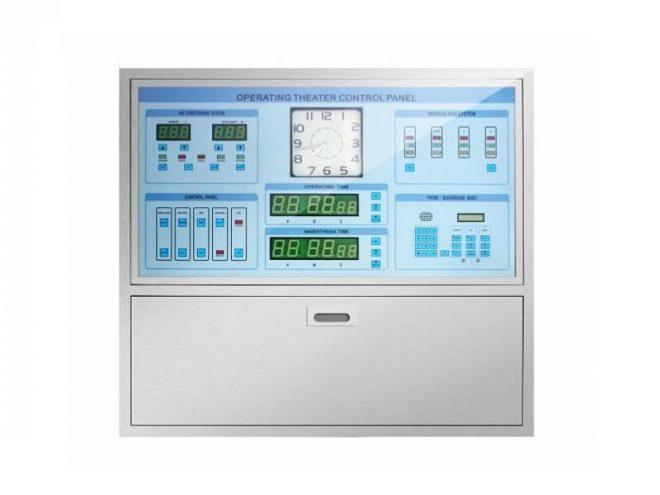 jual theatre control panel, instalasi gas medis, standar instalasi gas medis