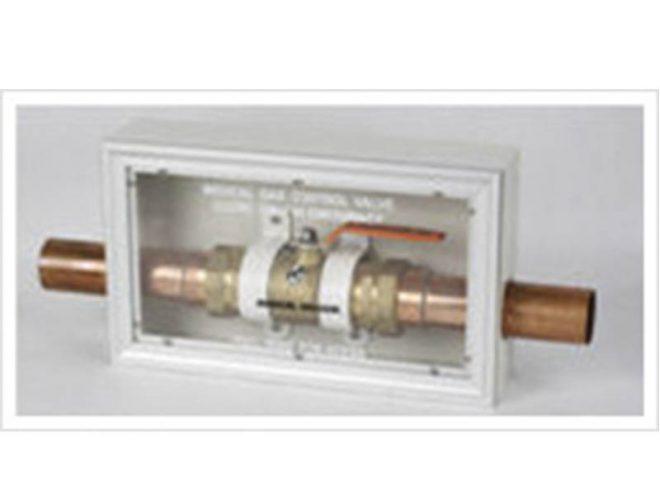 jual shut off valve, sentral gas medis, instalasi gas medis
