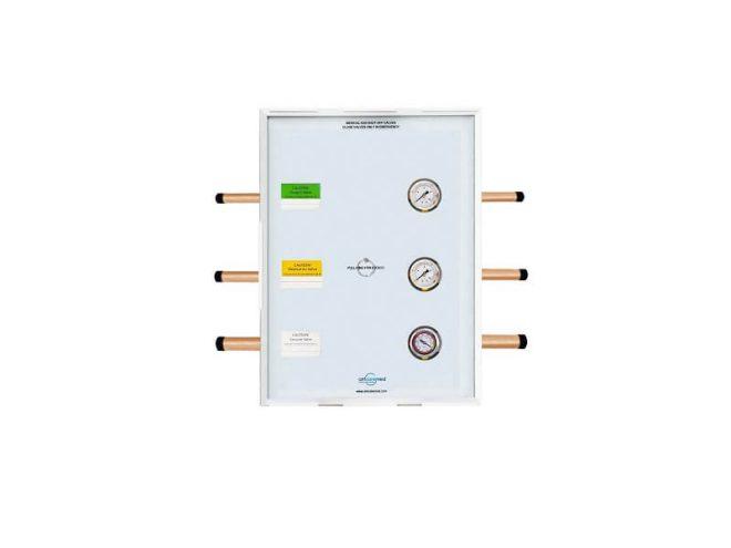 jual zone with valve, instalasi gas medis, sentral gas medis