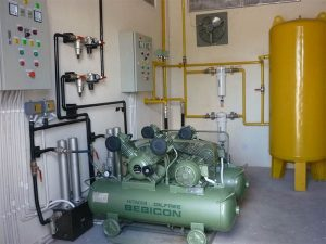 jual medical air compressor, harga air compressor